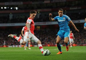 arsenal v sunderland premier league