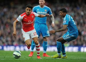 season 2014 15/arsenal v sunderland 2014 15/arsenal v sunderland premier league