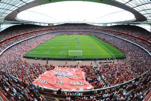 emirates stadium/arsenal v sunderland premier league