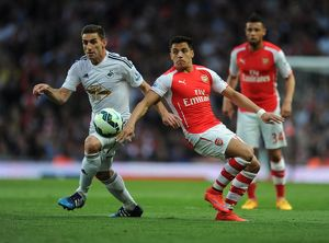season 2014 15/arsenal swansea city 2014 15/arsenal v swansea city premier league