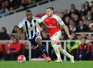 arsenal v west bromwich albion premier league