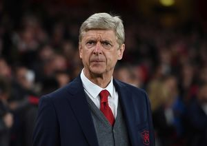 season 2017 18/arsenal v west bromwich albion 2017 18/arsene wenger arsenal manager arsenal 20 west
