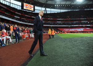 arsene wenger the arsenal manager before