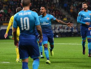 season 2017 18/fc bate borisov v arsenal 2017 18/bate borisov v arsenal fc uefa europa league