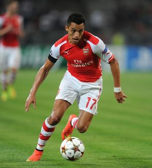 season 2014 15/besiktas v arsenal 2014 15/besiktas jk v arsenal fc uefa champions
