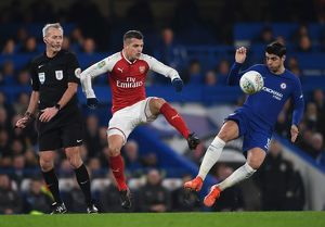 chelsea v arsenal carabao cup semi final