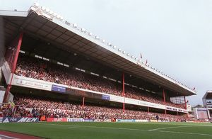 The East Stand. Arsenal 3:1 Liverpool. FA Barclays Premiership