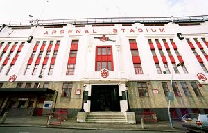 East Stand, Arsenal Stadium