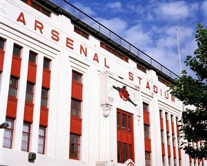 The East Stand. Arsenal Stadium / Highbury. 27/5/2005