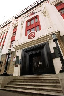 highbury stadium/east stand main entrance arsenal stadium highbury