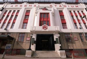 highbury stadium/east stand main reception