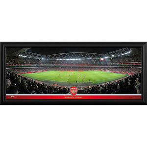 special editions/emirates stadium match action halfway night