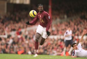 legends/ex players adebayor emmanuel/emmanuel adebayor arsenal arsenal 11