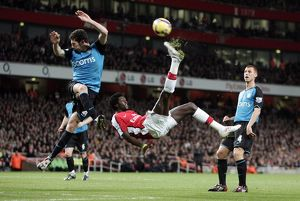 legends/ex players adebayor emmanuel/emmanuel adebayor arsenal carlos cuellar