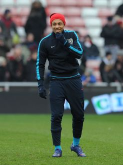 previous season matches/season 2011 12 sunderland v arsenal 2011 12/francis coquelin arsenal sunderland 12 arsenal