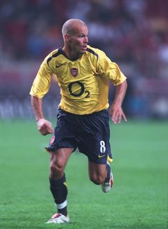 Freddie Ljungberg (Arsenal). Ajax 0:1 Arsenal