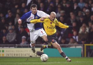 Freddie Ljungberg (Arsenal) Brett Emerton (Blackburn)