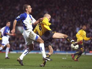 Freddie Ljungberg (Arsenal) David Bentley (Blackburn)