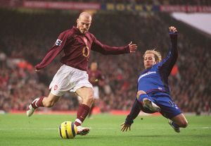 Freddie Ljungberg (Arsenal) Gaizka Mendieta (Middlesbrough)