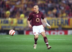 Freddie Ljungberg (Arsenal). Villarreal 0:0 Arsenal