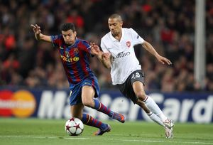 previous season matches/matches 2009 10 barcelona v arsenal 2009 10/gael clichy arsenal pedro rodriguez barcelona