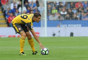 granit xhaka arsenal leicester city 0