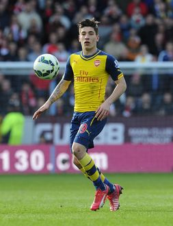 season 2014 15/burnley v arsenal 2014 15/hector bellerin arsenal burnley 01 arsenal