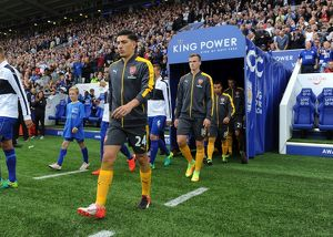 hector bellerin arsenal leicester city 0