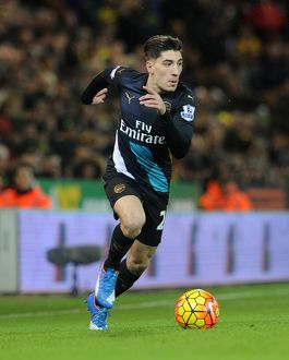 hector bellerin arsenal norwich city 11 arsenal