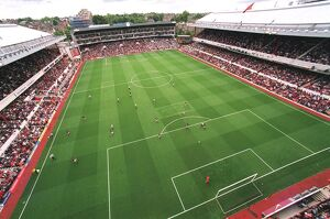 highbury stadium/highbury arsenal 20 newcastle united fa premier
