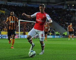 hull city v arsenal premier league