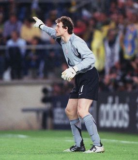 jens lehmann arsenal villarreal 00 arsenal