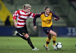 kelly smith arsenal natasha hughes doncaster