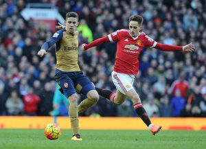 manchester united v arsenal premier league