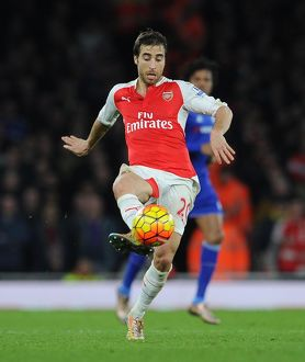 season 2015 16/arsenal v chelsea 2015 16/mathieu flamini arsenal arsenal 01 chelsea