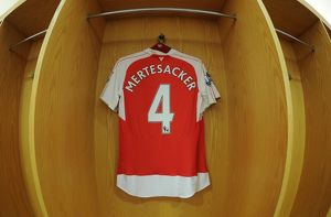 per mertesacker arsenal kit arsenal 02 west ham united