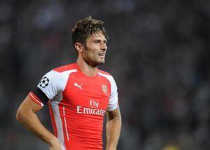 season 2014 15/besiktas v arsenal 2014 15/olivier giroud arsenal besiktas 00 arsenal