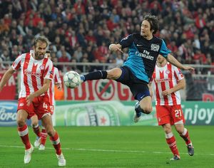 previous season matches/season 2011 12 olympiacos v arsenal 2011 12/olympiacos fc v arsenal fc uefa champions