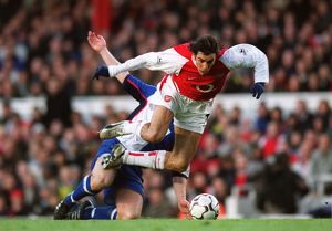 legends/ex players robert pires/pires 5 031214afc