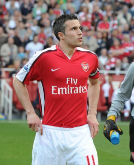 previous season matches/matches 2009 10 arsenal v manchester city 2009 10/robin van persie arsenal arsenal 00 manchester