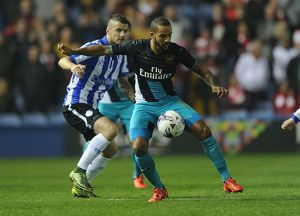 sheffield wednesday v arsenal capital one