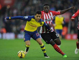 southampton v arsenal premier league