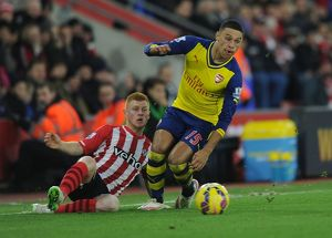 season 2014 15/southampton v arsenal 2014 15/southampton v arsenal premier league