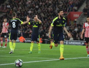 season 2016 17/southampton v arsenal 2016 17/southampton v arsenal premier league