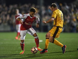 season 2016 17/sutton united v arsenal 2016 17/sutton united v arsenal emirates fa cup