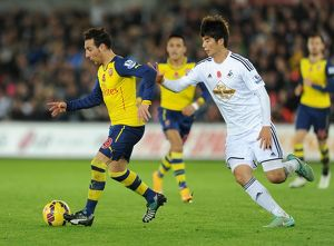 swansea city v arsenal premier league