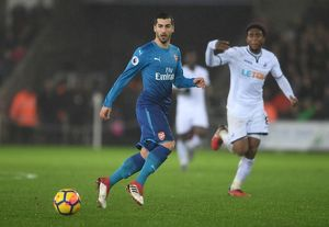 season 2017 18/swansea city v arsenal 2017 18/swansea city v arsenal premier league