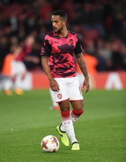 season 2017 18/arsenal v fc koln 2017 18/theo walcott arsenal arsenal 31 fc cologne
