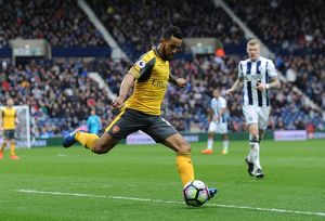theo walcott arsenal west bromwich albion 31 arsenal