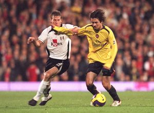 Tomas Rosicky (Arsenal) Brian McBride (Fulham)